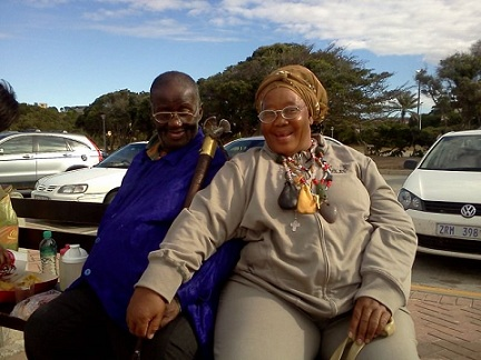 My Thoughts Go Out To The Last Living Zulu Shaman Credo Mutwa